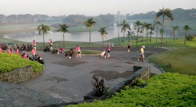 Photo of Golf Course Damai Indah Golf & Country Club BSD City at Jalan Bukit Golf Raya, Tangerang Selatan, Indonesia