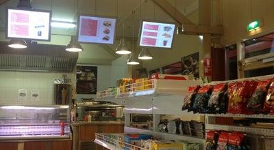Photo of Diner Stationscafetaria at Station Ede-wageningen, Perron, Ede, Netherlands