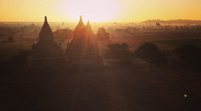 Photo of Historic Site Bagan Archaeological Zone at Old Bagan, Bagan, Myanmar