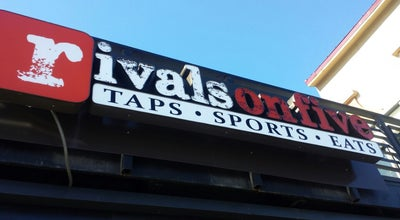 Photo of Gastropub Rivals On Five at 1227 Rockbridge Rd, Stone Mountain, GA 30087, United States