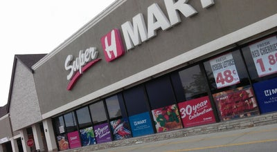 Photo of Korean Restaurant Super H Mart at 1295 E Ogden Ave, Naperville, IL 60563, United States