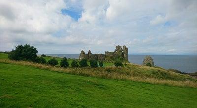 Photo of Castle Dunure Castle at Dunure, United Kingdom