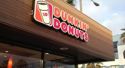 Photo of Coffee Shop Dunkin' Donuts at 1132 Wilshire Blvd, Santa Monica, CA 90401, United States