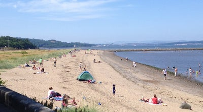 Photo of Beach Cramond Shore & Beach at Marine Dr, Cramond EH, United Kingdom
