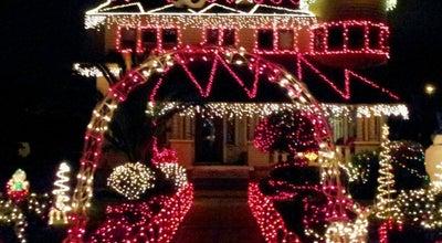 Photo of Historic Site Christmas Tree Lane at N F St, Oxnard, Ca 93030, Oxnard, CA 93030, United States