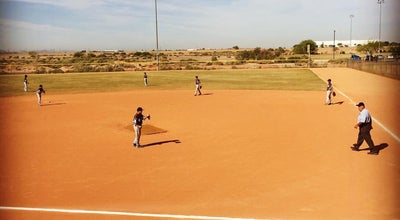 Photo of Baseball Field Festival Park Softball Complex at 1-75 E, Avondale, AZ 85323, United States