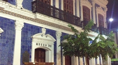 Photo of History Museum Casa de los Azulejos (Museo de Historia de Tabasco) at 27 De Febrero Sn, Villahermosa 86000, Mexico