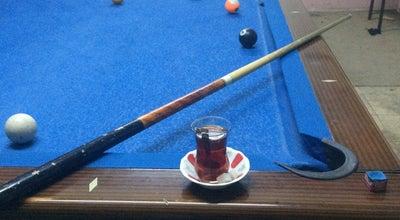 Photo of Pool Hall Kardeşler Bilardo Salonu at Kurtuluş Mahallesi, Tire, Turkey
