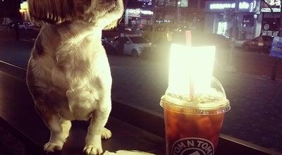 Photo of Coffee Shop TOM N TOMS COFFEE at 연수구 컨벤시아대로 69, 인천광역시 460-840, South Korea