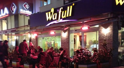 Photo of Dessert Shop Wa'full at 1. Anafartalar Mah. Konuk Cad., Manisa 45020, Turkey