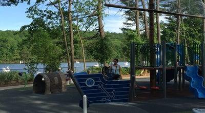 Photo of Playground Essex County Regatta Playground at 9 Cherry Ln, West Orange, NJ 07052, United States