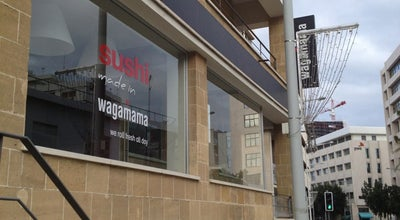 Photo of Japanese Restaurant Wagamama at Nicosia 1066, Cyprus