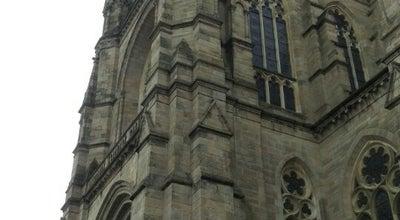Photo of Church Église Saint-Aubin at Place Sainte-anne, Rennes 35000, France