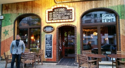 Photo of Restaurant Zum Starken August at Schonhauser Allee 56, Berlin 10437, Germany