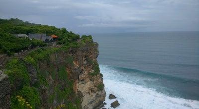 Photo of Trail Tebing Panorama Uluwatu at Indonesia