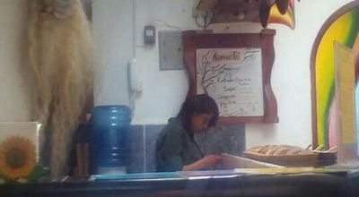 Photo of Vegetarian / Vegan Restaurant Namaste at 1334 Zoilo Flores, Nuestra Señora de La Paz, Bolivia