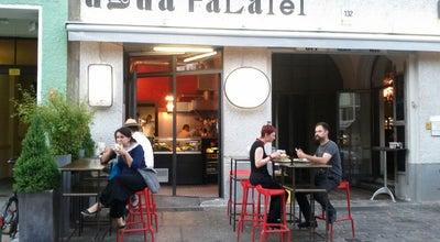 Photo of Falafel Restaurant Dada Falafel at Linienstr. 132, Berlin 10115, Germany