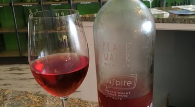 Photo of Wine Bar Peace Water Winery at 37 W Main St, Carmel, IN 46032, United States