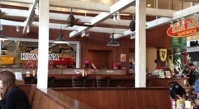 Photo of Burger Joint KUA'AINA イオン越谷レイクタウン店 at レイクタウン4-2-2, 越谷市 343-0826, Japan