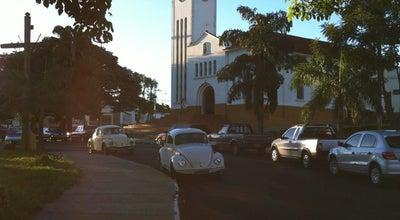 Photo of Church Paróquia Nossa Senhora do Rosário at Pç. Do Rosário, Araguari 38440-026, Brazil