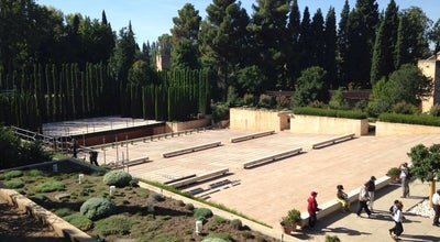 Photo of Theater Teatro del Generalife at Granada, Spain