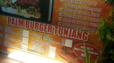Photo of Burger Joint Ba'e Palm Burger at Tunjang, Malaysia