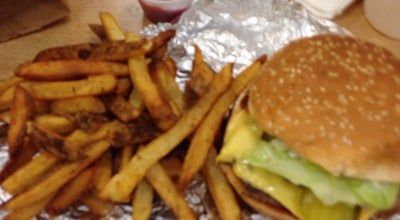 Photo of Burger Joint Five Guys Burgers & Fries at 2018 West End Ave, Nashville, TN 37203, United States