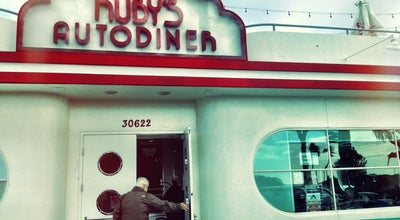 Photo of Diner Ruby's Diner at 30622 S Pacific Coast Hwy, Laguna Beach, CA 92651, United States