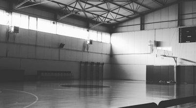 Photo of Basketball Court Δημοτικό Αθλητικό Κέντρο Λάρισας (Larissa's Local Sport Center) at Ηρώων Πολυτεχνείου 194, Λάρισα, Greece