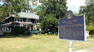 Photo of History Museum Fitzgerald Scott & Zelda's Museum at 919 Felder Ave, Montgomery, AL 36106, United States