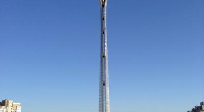 Photo of Monument / Landmark Стела «Освободителям Ростова» at Театральная Пл., Ростов-на-Дону 344000, Russia