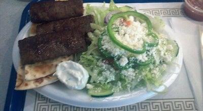 Photo of Greek Restaurant Mythos Grill at 2412-103 Battleground Ave, Greensboro, NC 27408, United States