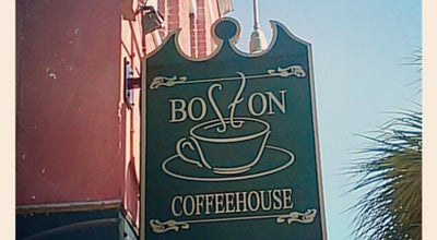 Photo of Coffee Shop Boston Coffeehouse at 109 E New York Ave, Deland, FL 32724, United States