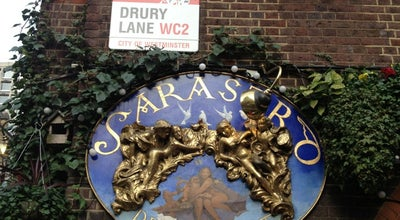 Photo of Turkish Restaurant Sarastro at 126 Drury Ln, London WC2B 5SU, United Kingdom