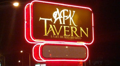 Photo of Bar AFK Tavern at 1510 41st St, Everett, WA 98203, United States