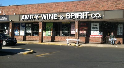 Photo of Other Venue Amity Wine & Spirit Co. at 95 Amity Rd, New Haven, CT 06515