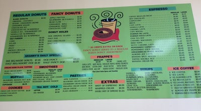 Photo of Donut Shop Granny's Donuts at 66 South, Kernersville, NC 27284, United States