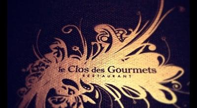 Photo of French Restaurant Le Clos des Gourmets at 16 Avenue Rapp, Paris 75007, France