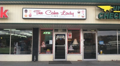 Photo of Cupcake Shop The Cake Lady at 256 S Frontage Rd, New London, CT 06320, United States