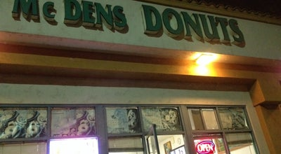Photo of Donut Shop Mc Dens Donuts at 113 Manhattan Beach Blvd, Lawndale, CA 90260, United States