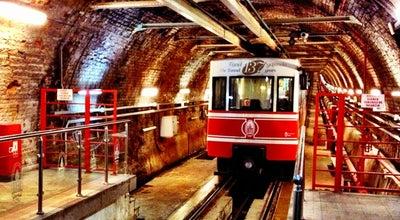 Photo of Subway Tünel at Kemeraltı Cad. Karaköy, Beyoğlu, Turkey