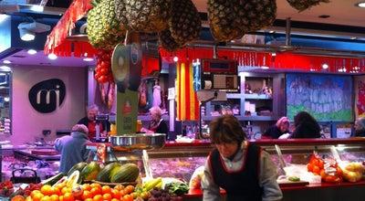 Photo of Farmers Market Mercat de la Llibertat at Plaça De La Llibertat, 4-7, Barcelona 08012, Spain