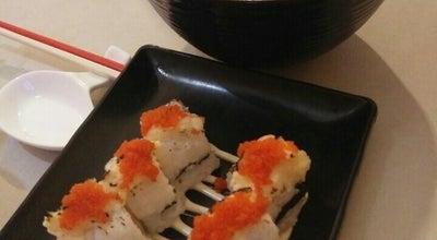 Photo of Sushi Restaurant Sushi Yatai at Jl. Letjend Hertasning No. 52, Makassar, Indonesia