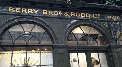 Photo of Tourist Attraction Berry Bros. & Rudd at 3 St. James's Street, London SW1A 1EG, United Kingdom