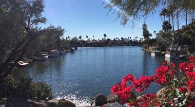 Photo of Lake Scottsdale Ranch Lake at 10585 N 100th St, Scottsdale, AZ 85258, United States