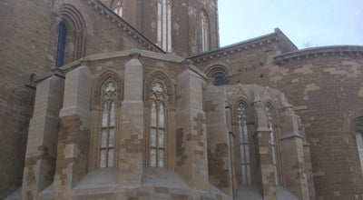 Photo of Church Torre Catedral Lleida at Spain