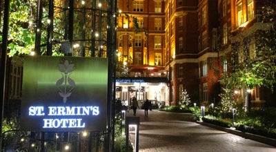 Photo of Hotel St Ermin's Hotel at 2 Caxton St, London SW1H 0QW, United Kingdom