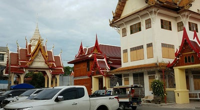 Photo of Buddhist Temple วัดพลับพลาชัย at Khlong Kra Saeng, Thailand