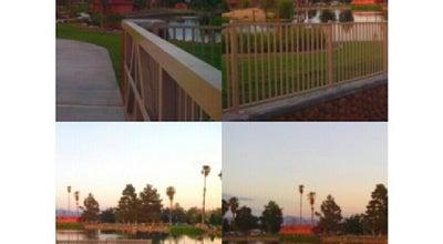 Photo of Park Lorenzi Park at 3333 W Washington Ave, Las Vegas, NV 89107, United States