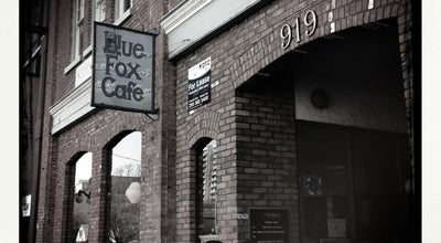 Photo of Breakfast Spot Blue Fox Cafe at 101 - 919 Fort St., Victoria, BC V8V 3K3, Canada
